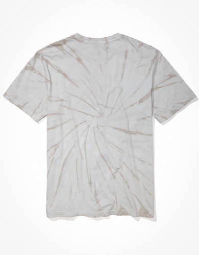 AE Super Soft Tie-Dye Graphic T-Shirt