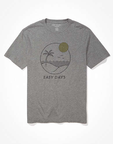 AE Super Soft Summer Graphic T-Shirt