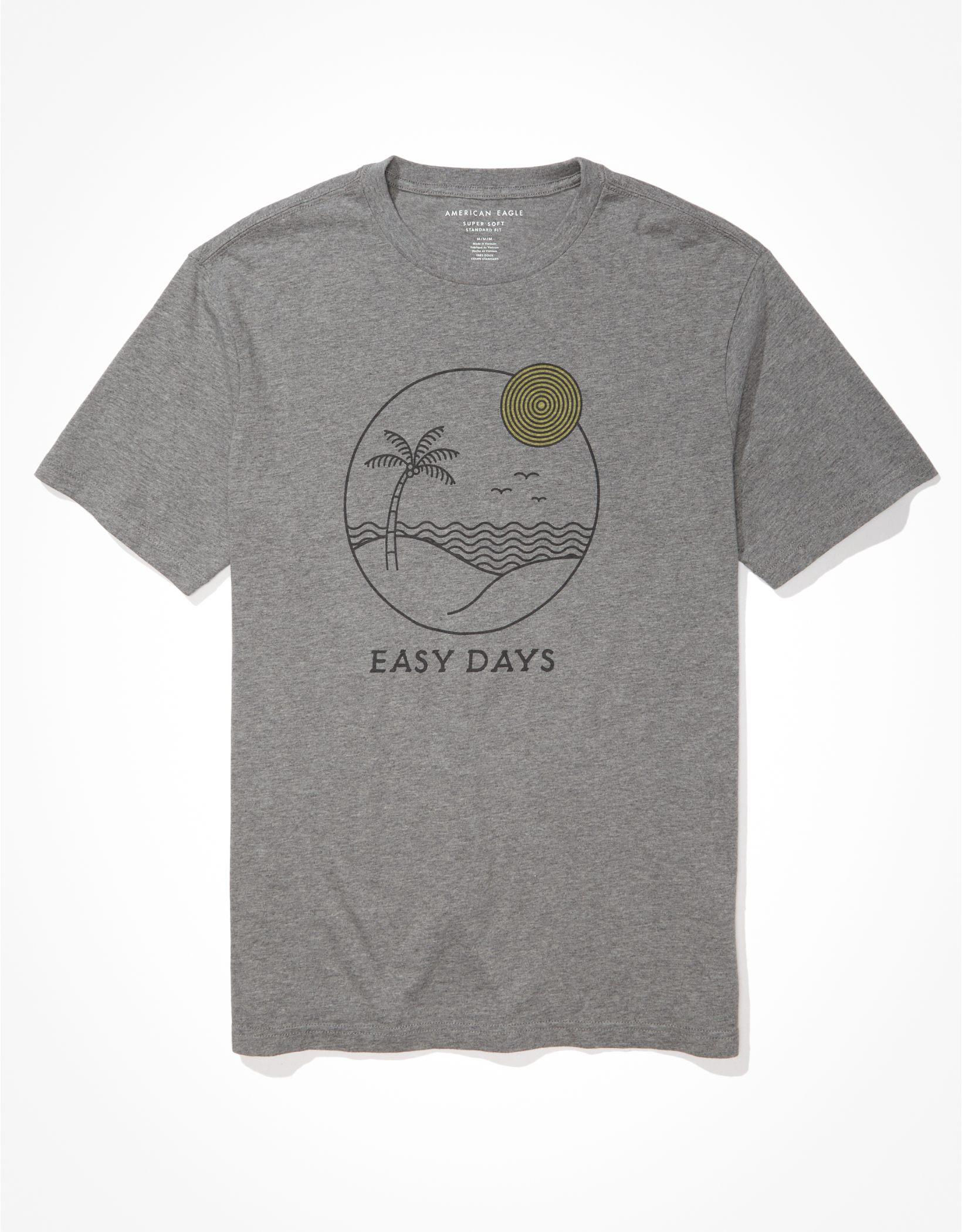 AE Super Soft Summer Graphic T-Shirt