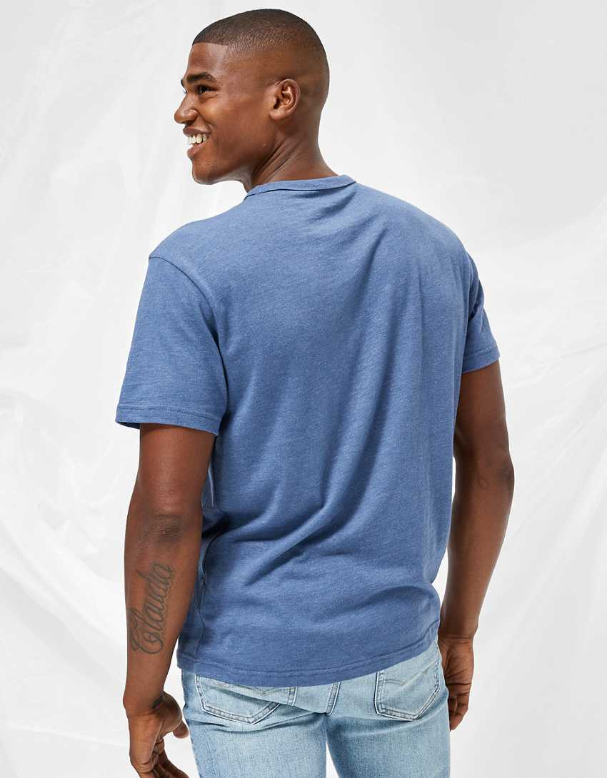 AE Super Soft Washed Graphic T-Shirt