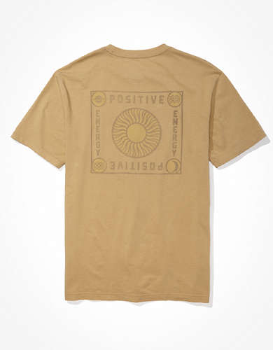 AE Super Soft Positive Graphic T-Shirt