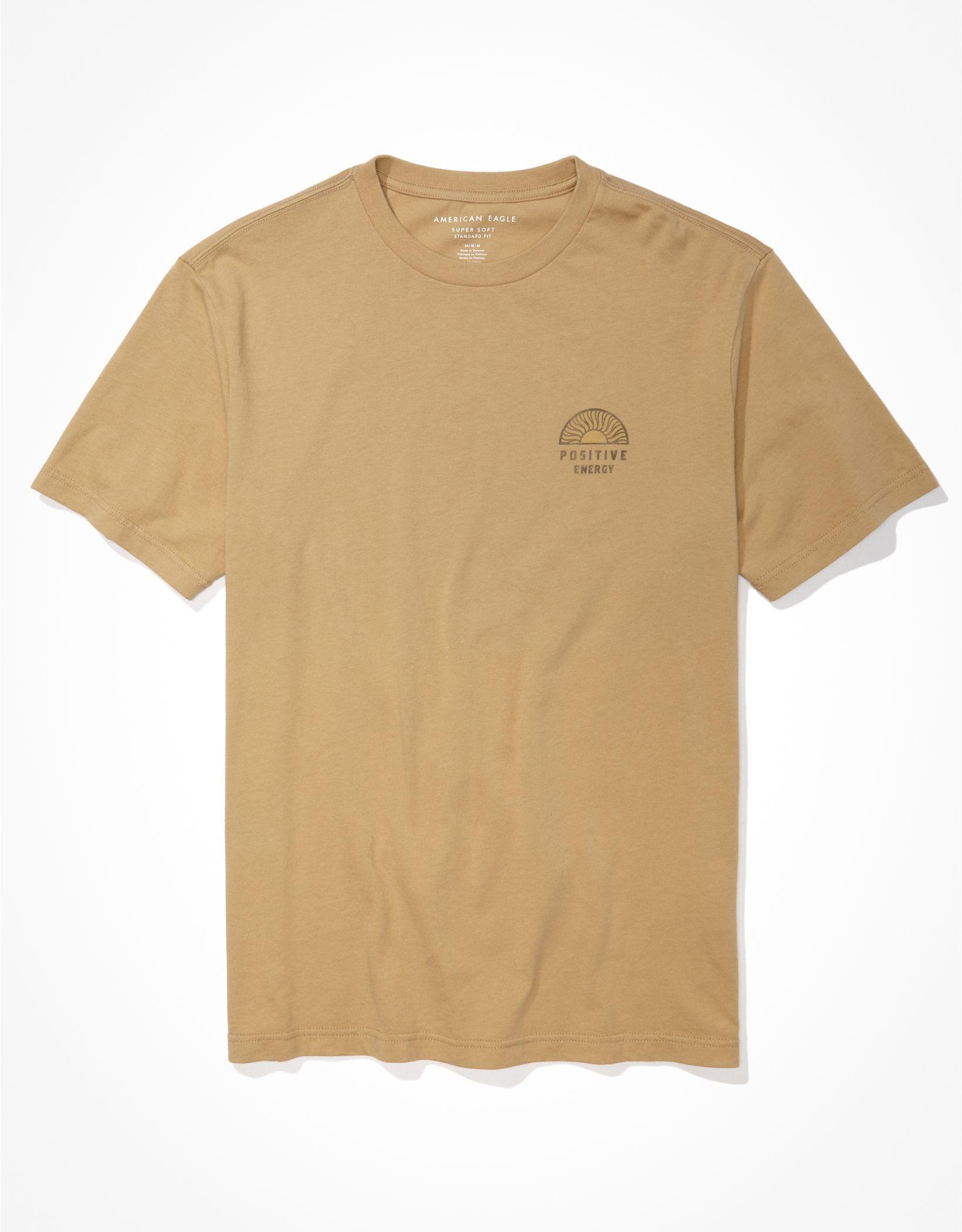 AE Super Soft Positive Graphic T-Shirt
