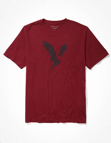 AE スーパーソフト イーグル グラフィックTシャツ