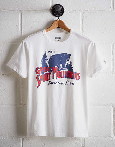 Tailgate Men's Smoky Mountains National Park T-Shirt - Free Returns