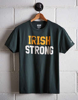 Tailgate Men's Irish Strong T-Shirt
