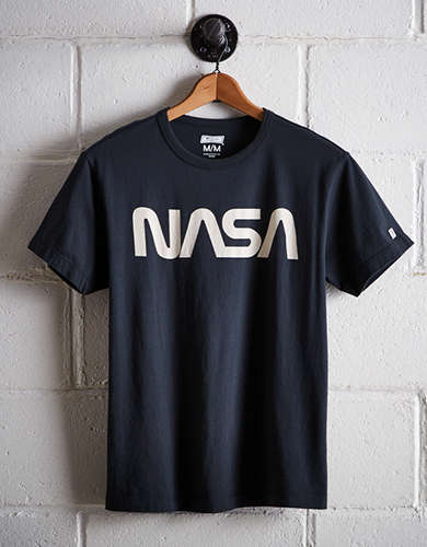 Tailgate Men's NASA T-Shirt - Free Returns