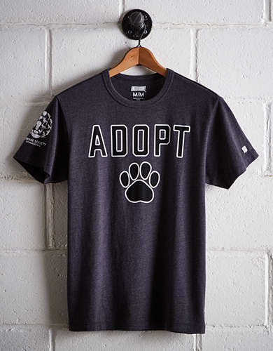 Tailgate Men's Humane Society Adopt T-Shirt - Buy One Get One 50% Off