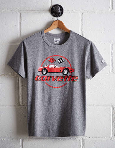 Tailgate Men's Corvette T-Shirt - Free Returns
