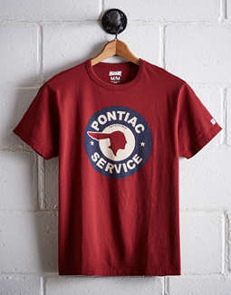 Tailgate Men's Pontiac Graphic Tee