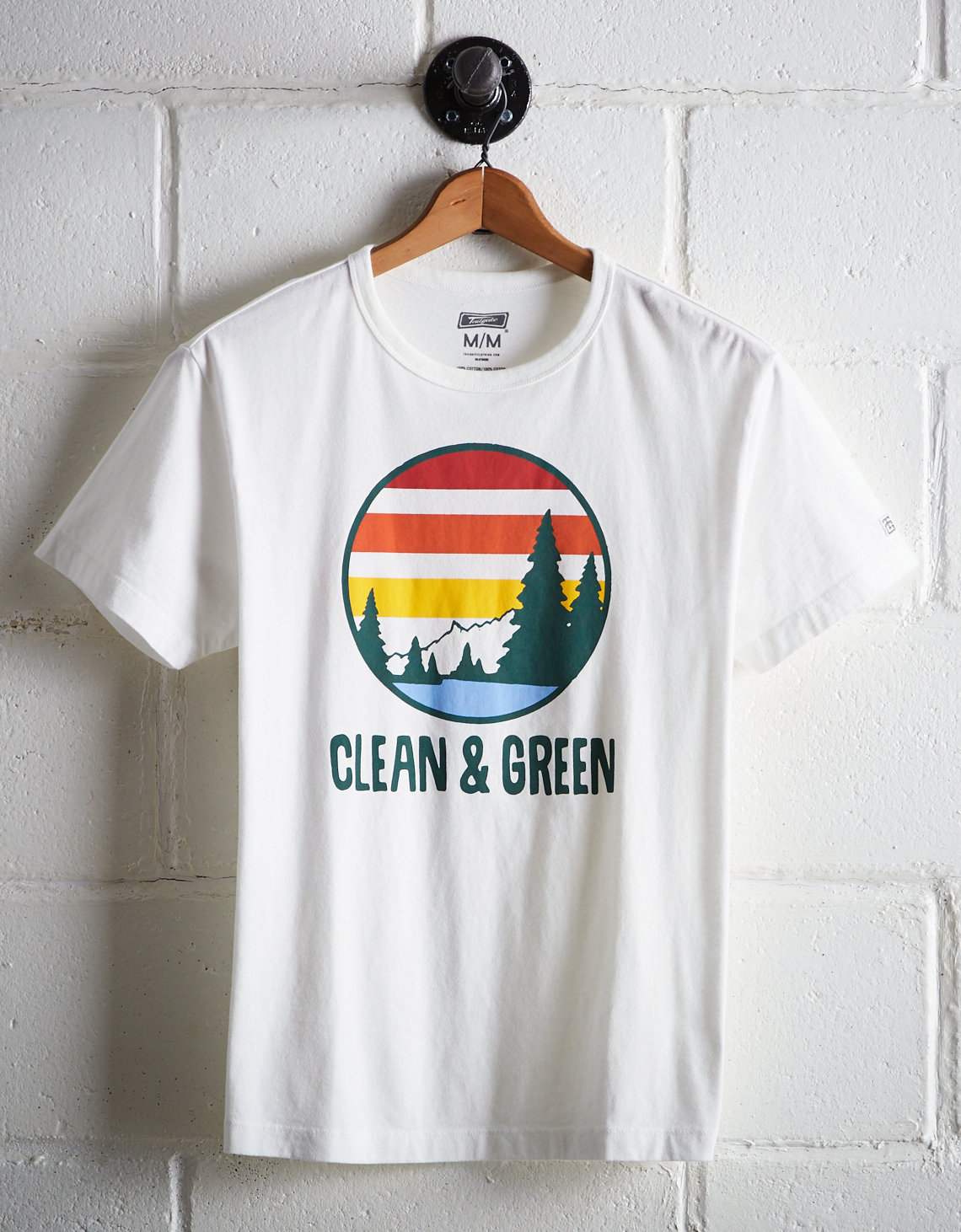 5979286020a Tailgate Men s Clean   Green Graphic Tee. Placeholder image. Product Image