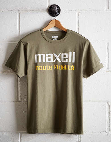 Tailgate Men's Maxell T-Shirt - Free Returns