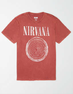 Tailgate Nirvana Graphic T-Shirt