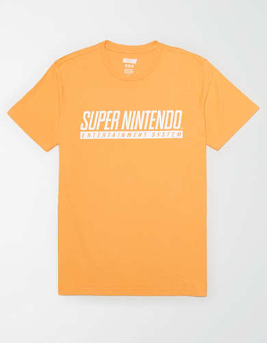 Tailgate Men's Super Nintendo T-Shirt