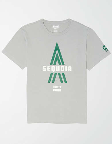 Tailgate Men's Sequoia National Park Graphic T-Shirt