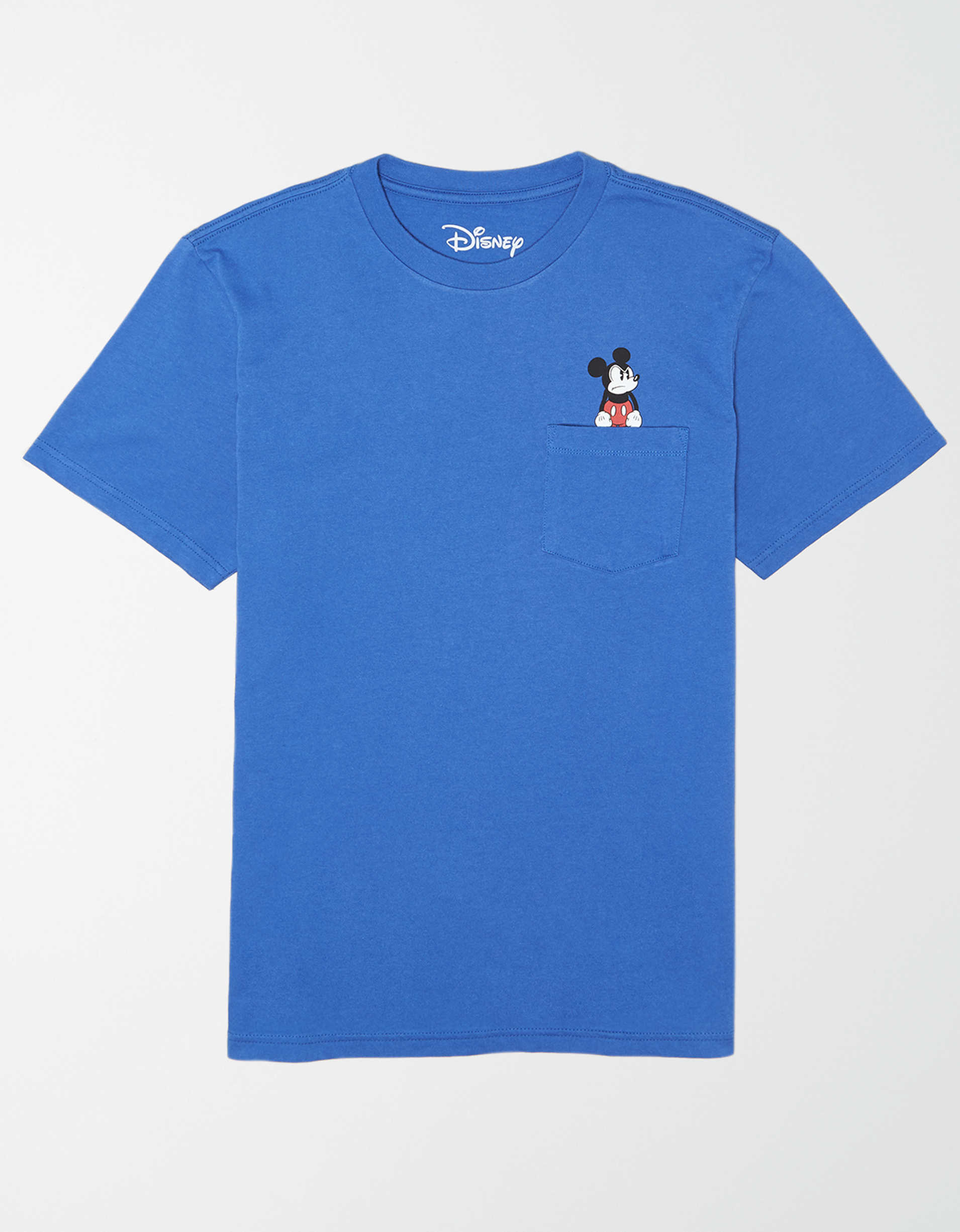 Tailgate Men's Mickey Mouse Pocket T-Shirt