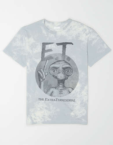 Tailgate Men's E.T. Tie-Dye Graphic T-Shirt