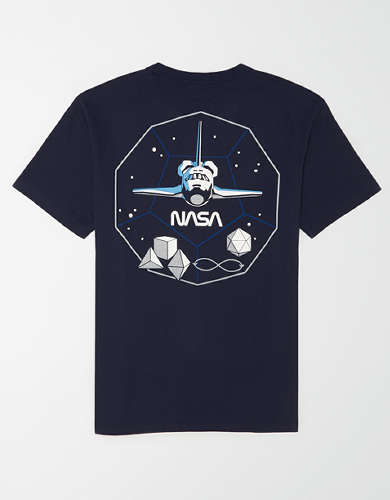 Tailgate Men's NASA Space Shuttle Graphic T-Shirt
