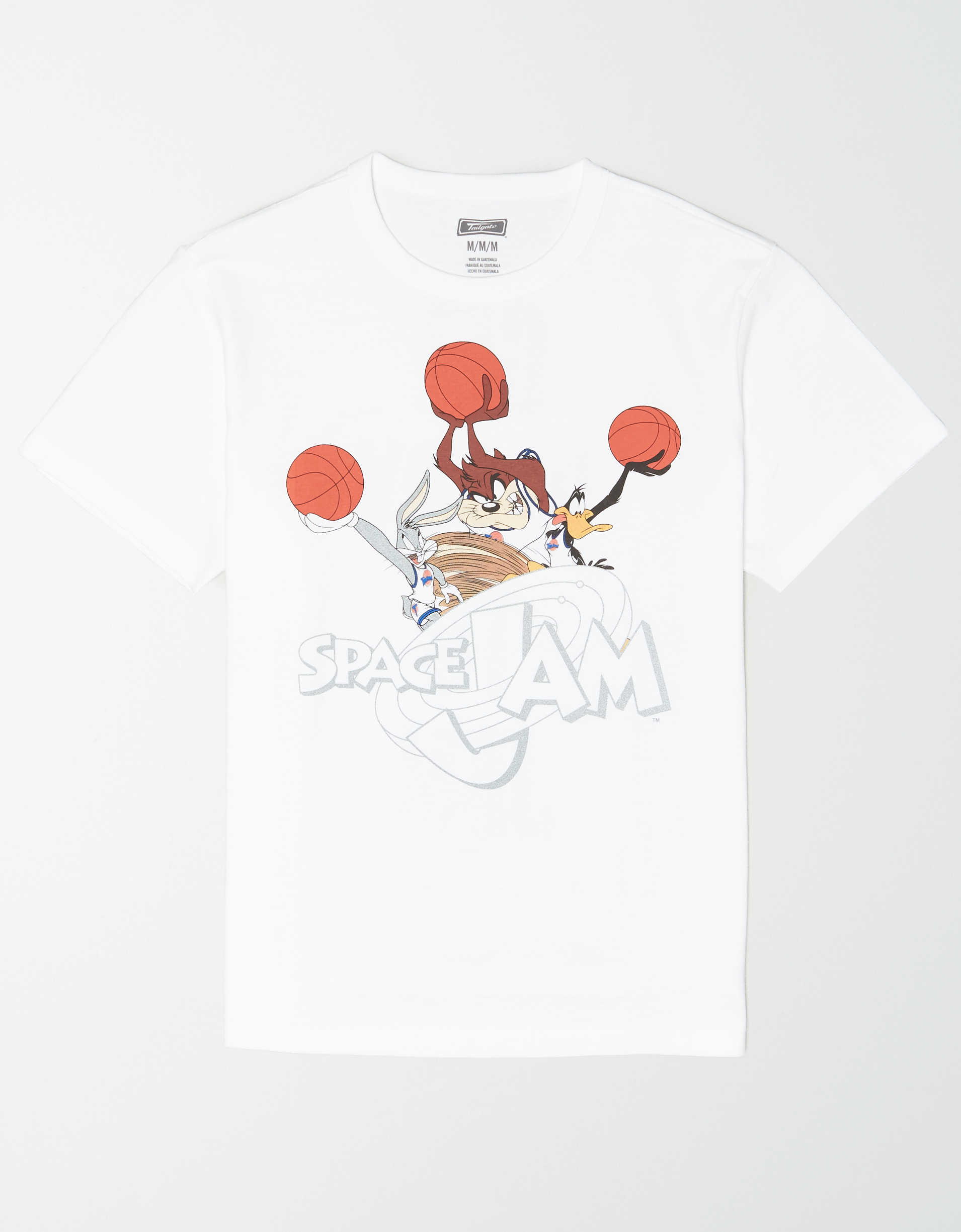 Tailgate Men's Space Jam Graphic T-Shirt