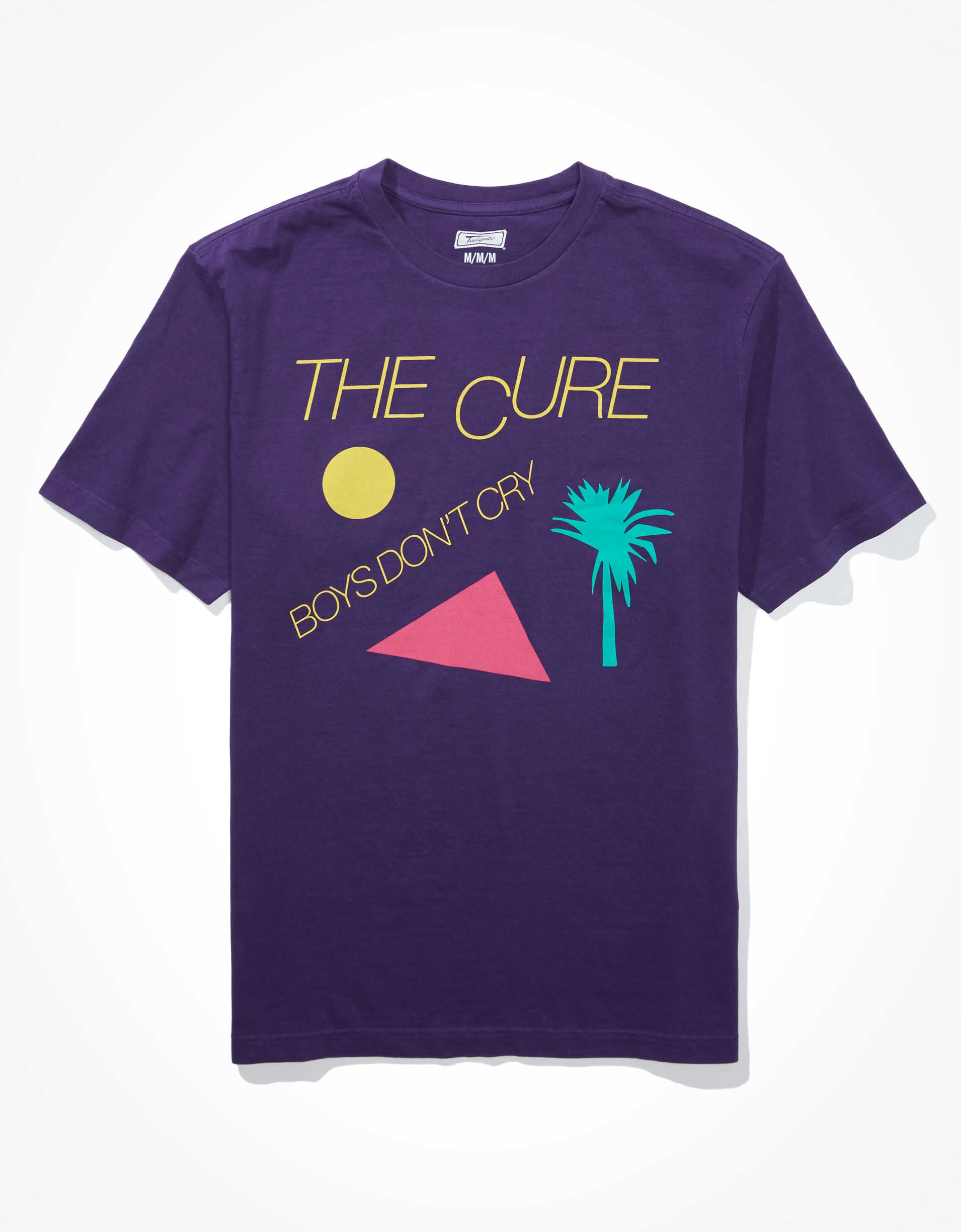 Tailgate Men's The Cure Graphic T-Shirt