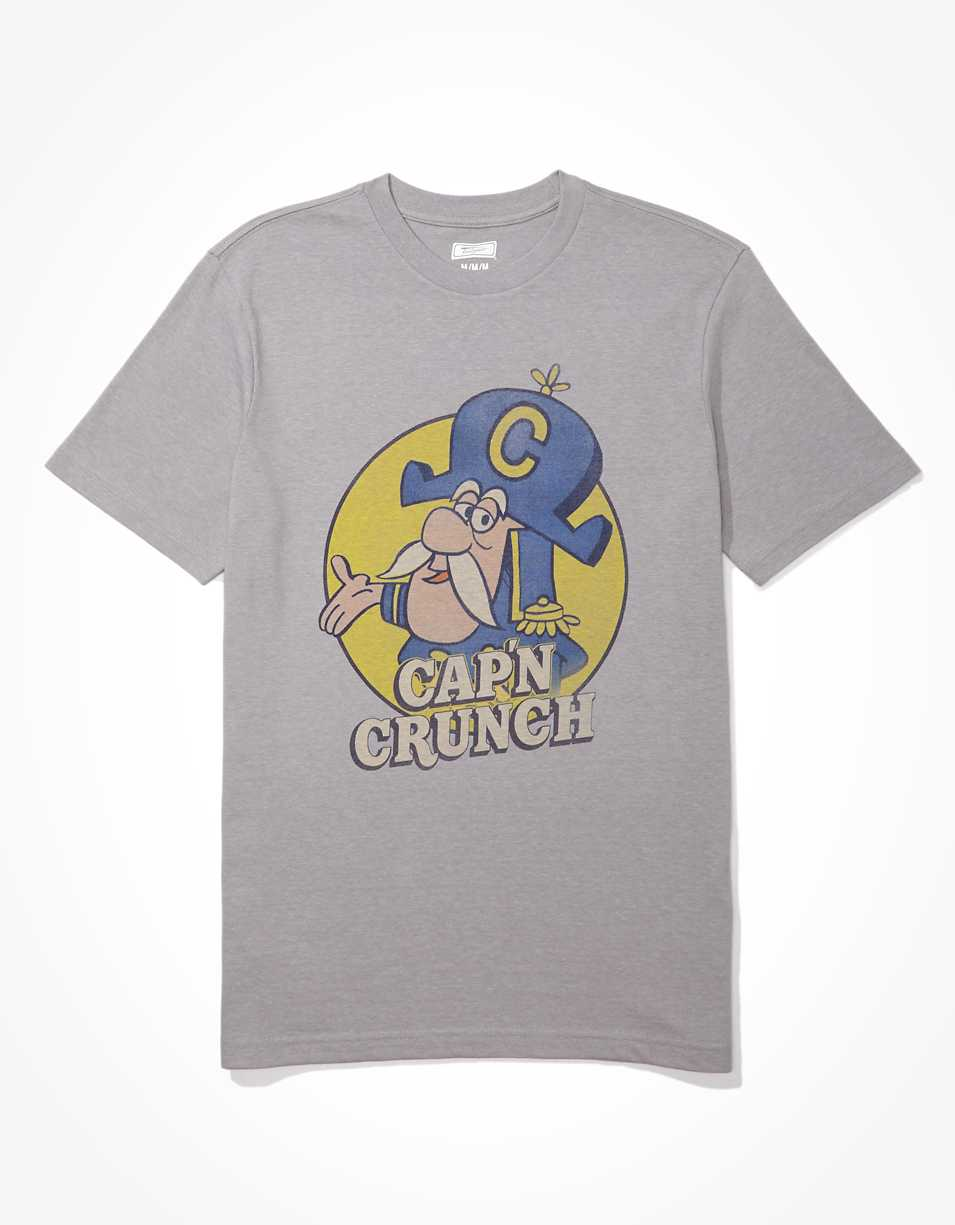 Tailgate Men's Captain Crunch Graphic T-Shirt