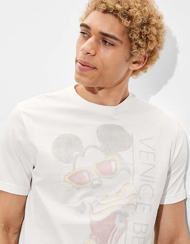 Tailgate for Surfrider Men's Mickey Mouse Graphic T-Shirt