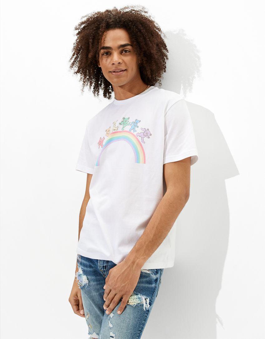 Tailgate Pride Grateful Dead Graphic T-Shirt
