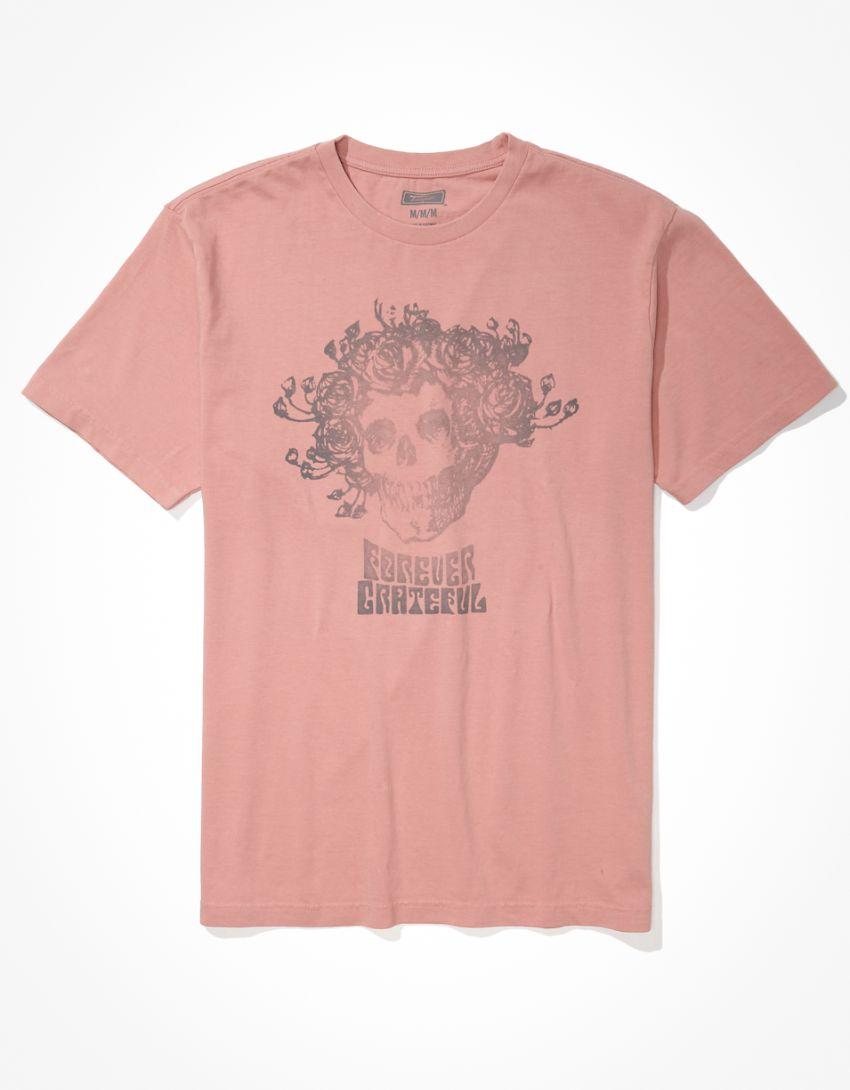 Tailgate Men's Grateful Dead Graphic T-Shirt