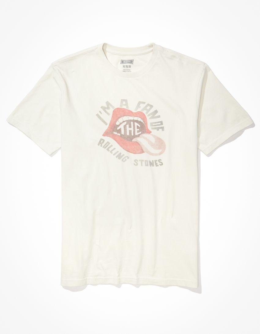 Tailgate Men's Rolling Stones Graphic T-Shirt