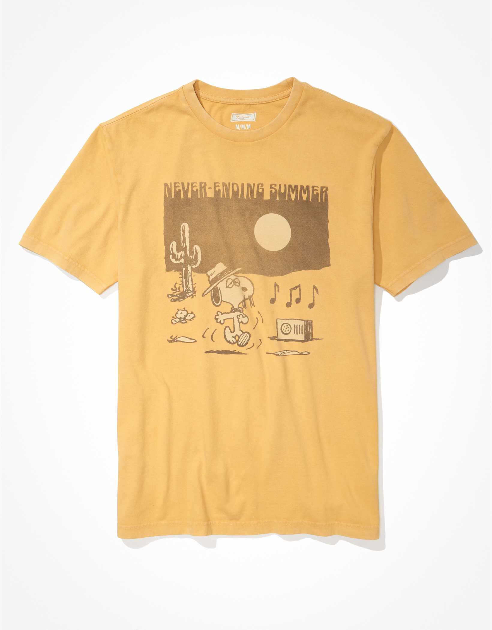 Tailgate Men's Snoopy Graphic T-Shirt