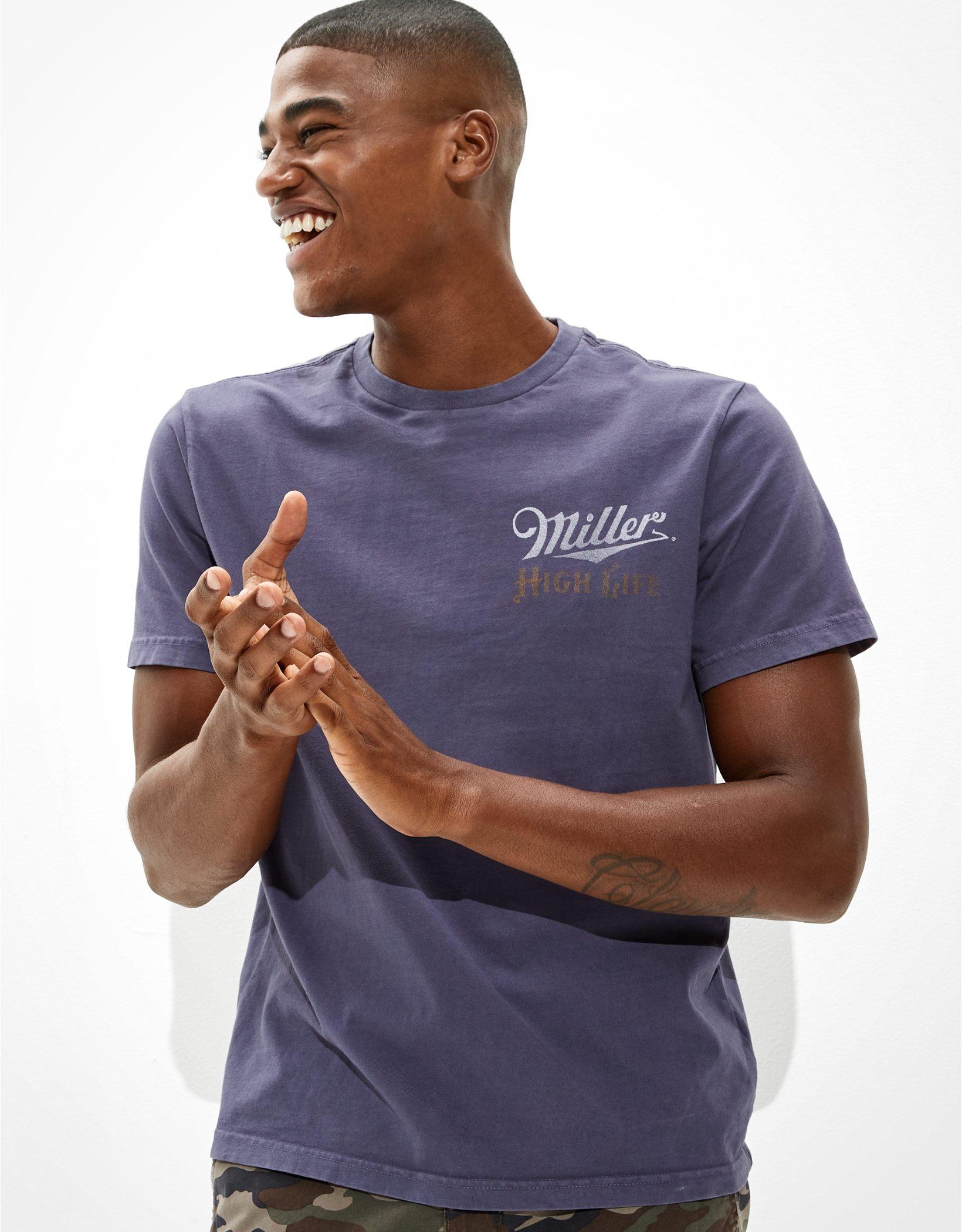Tailgate Men's Miller Graphic T-Shirt