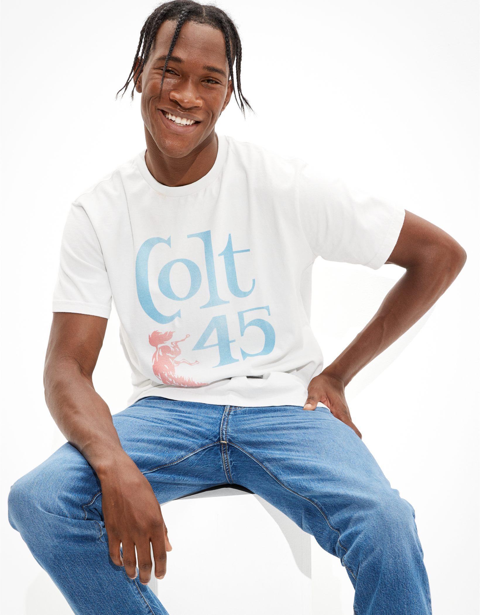 Tailgate Men's Colt 45 Beer Graphic T-Shirt