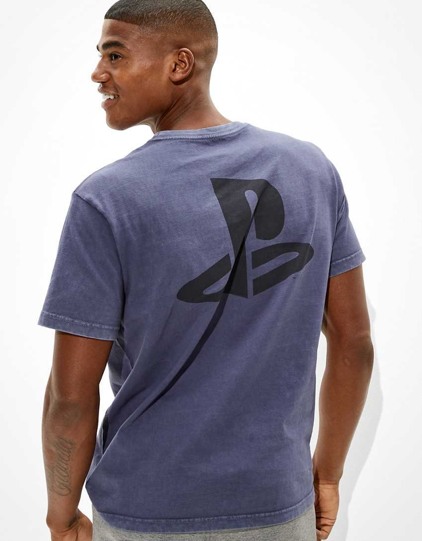 Tailgate Men's PlayStation Graphic T-Shirt