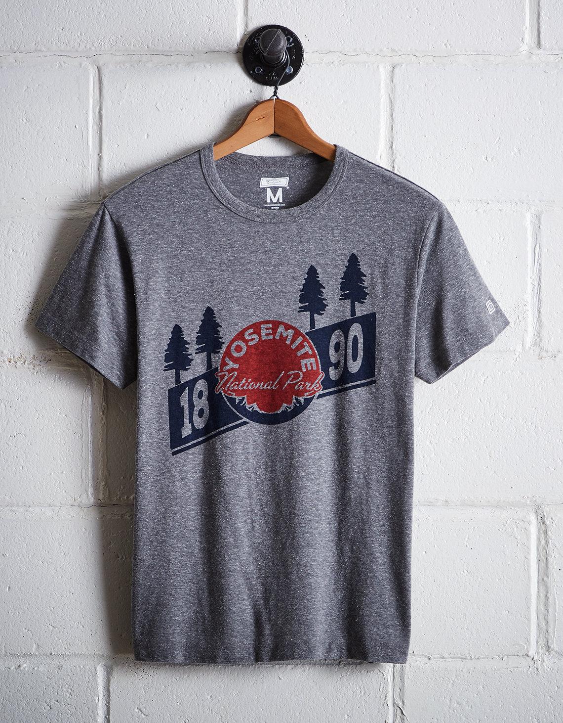 9b68a1cef Tailgate Men's Yosemite National Park T-Shirt