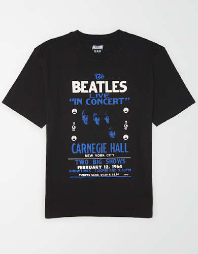 Tailgate Men's The Beatles Tour T-Shirt