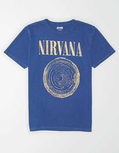 Tailgate Men's Nirvana Graphic T-Shirt
