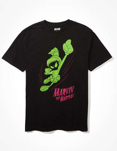 Tailgate Men's Marvin The Martian Graphic T-Shirt
