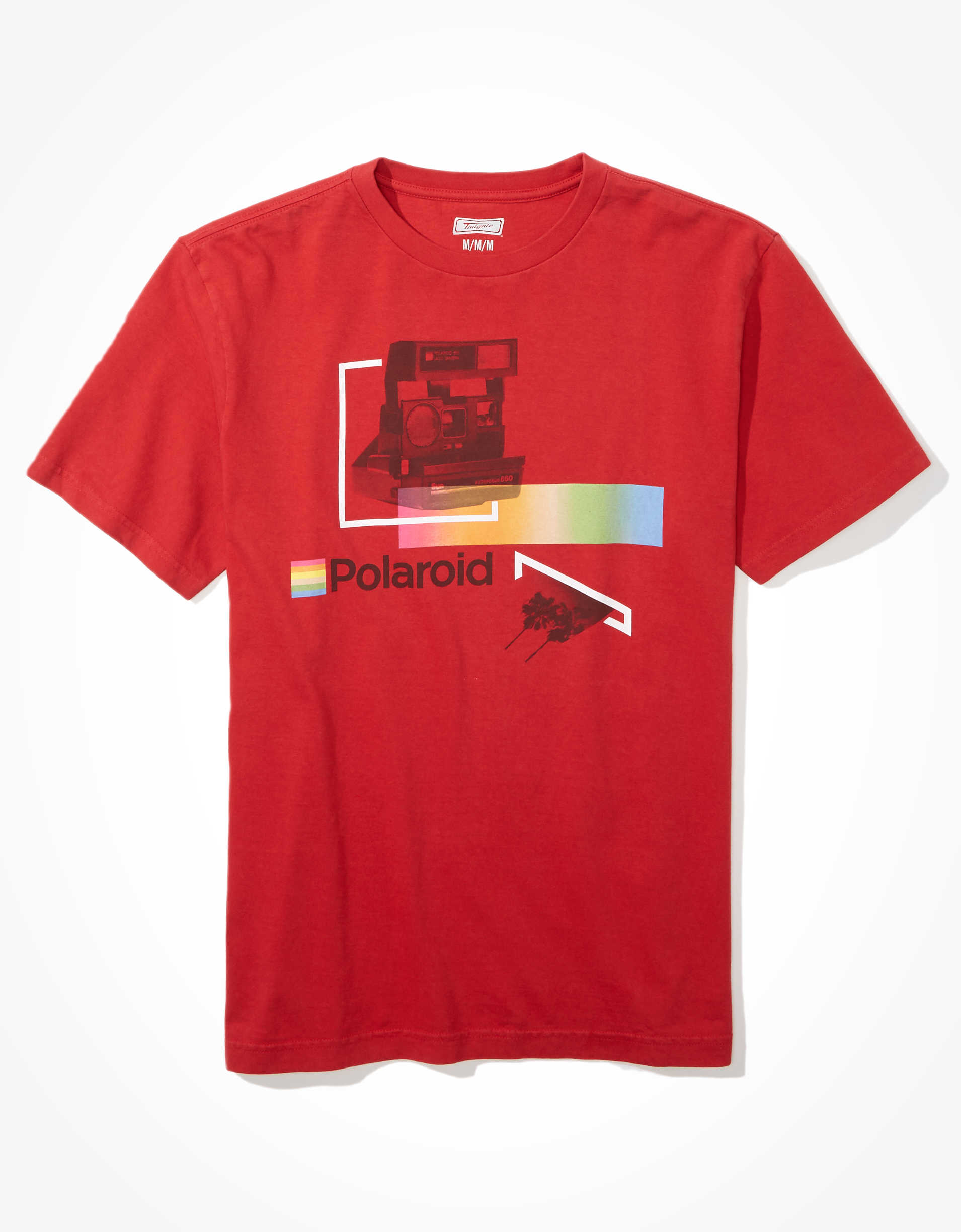 Tailgate Men's Polaroid Graphic T-Shirt