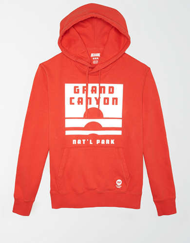 Tailgate Men's Grand Canyon National Park Pullover Hoodie