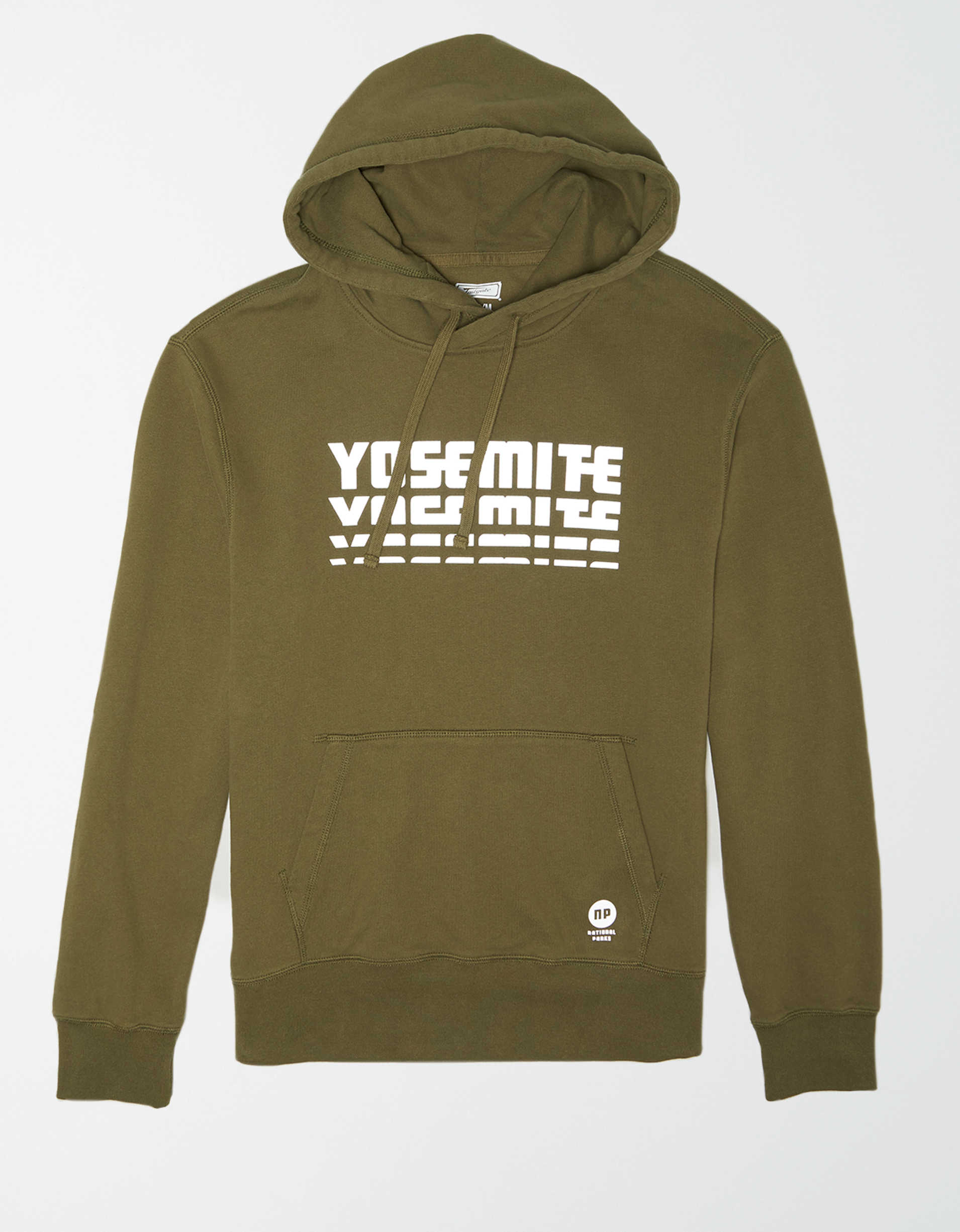Tailgate Men's Yosemite National Park Pullover Hoodie