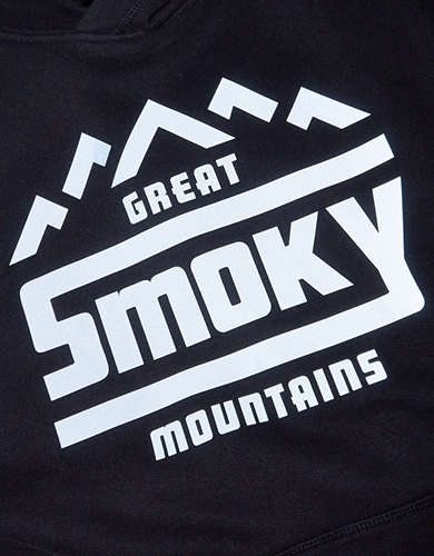 Tailgate Men's Great Smokey Mountains Pullover Hoodie