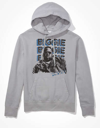 Tailgate Men's Biggie Smalls Graphic Hoodie