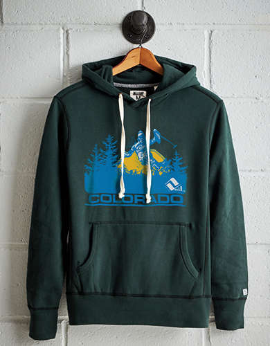 Tailgate Men's Ski Colorado Fleece Hoodie -