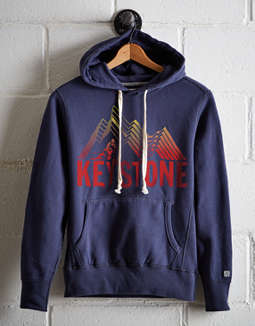Tailgate Men's Ski Keystone Fleece Hoodie