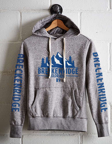 Tailgate Men's Ski Breckenridge Fleece Hoodie -