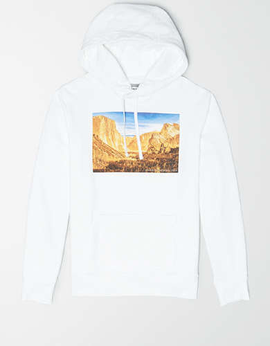 Tailgate Men's Yosemite National Park Hoodie