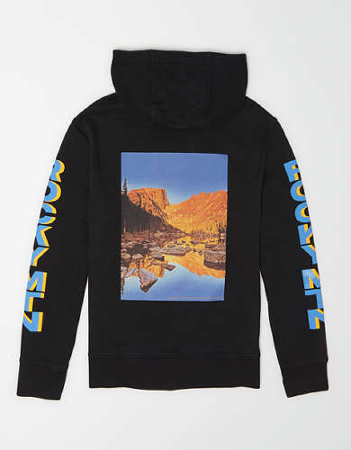 Tailgate Men's Rocky Mountain National Park Hoodie