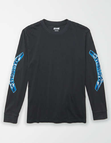 Tailgate Men's Metallica Long-Sleeve T-Shirt