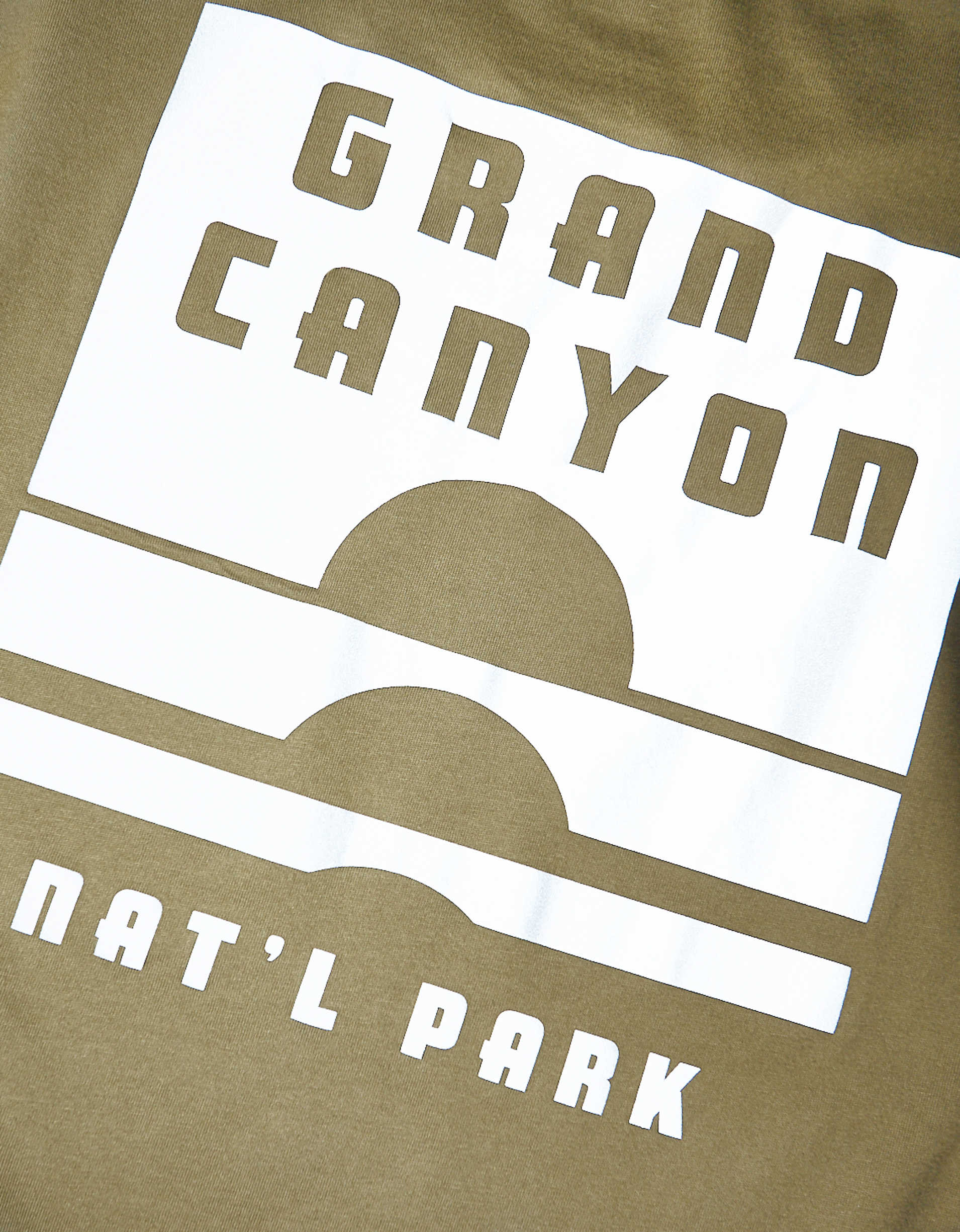 Tailgate Men's Grand Canyon National Park Reflective T-Shirt