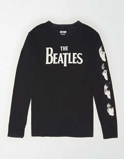 Tailgate Long Sleeve The Beatles Graphic T-Shirt