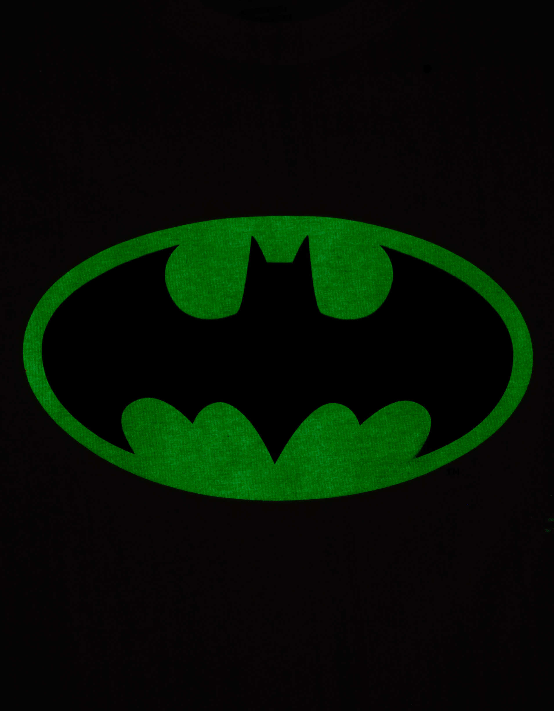 Tailgate Men's Batman Glow-In-The-Dark T-Shirt